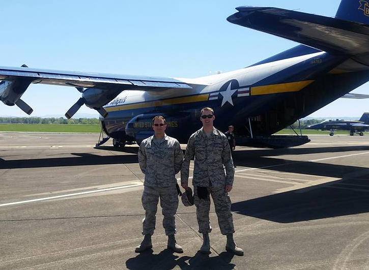 Blue Angels C-130